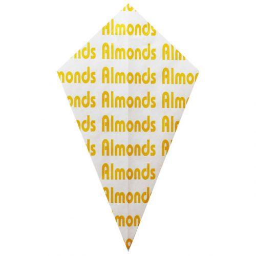 "Yellow ""Almonds"" - Paper Cone"