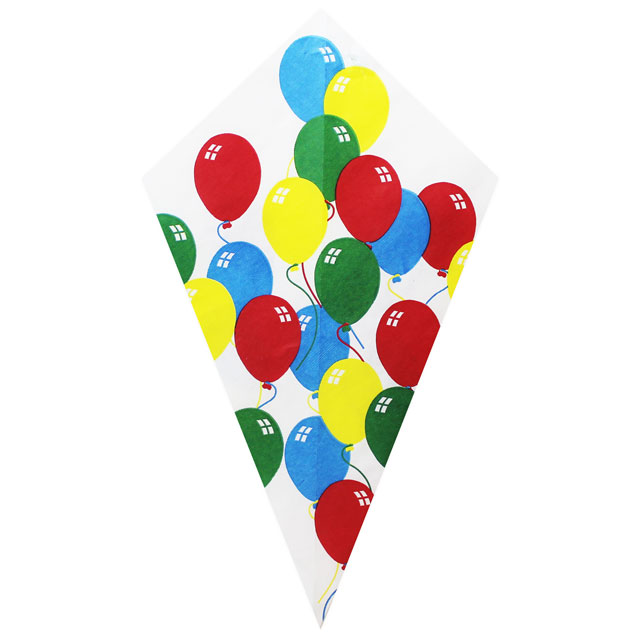 Balloons - Paper Cone