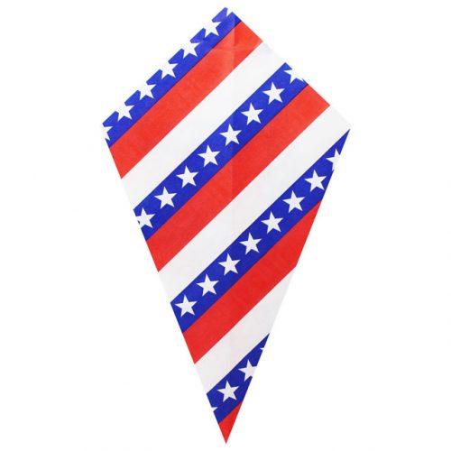 Stars & Stripes - Paper Cone