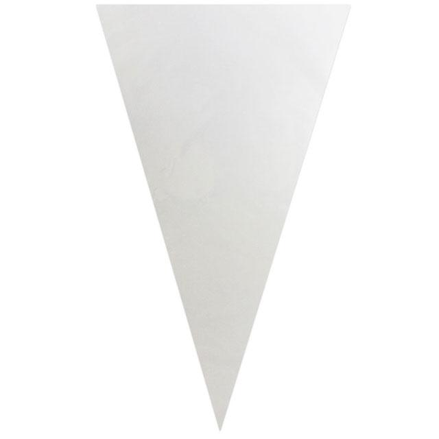 Clear - Plastic Cone