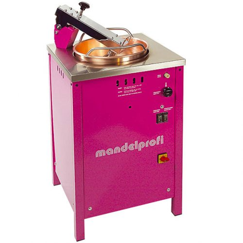 MandelProfi Gas Nut Roasting Machine
