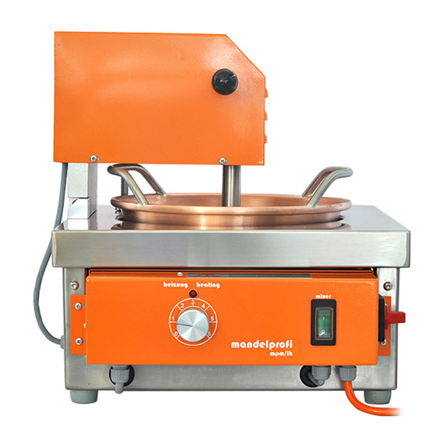 MandelProfi Mini 110 Electric Nut Roasting Machine