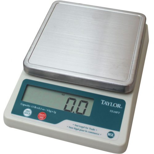 Digital Portioning Scale by Taylor - Regular